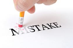 Business Mistakes Avoided
