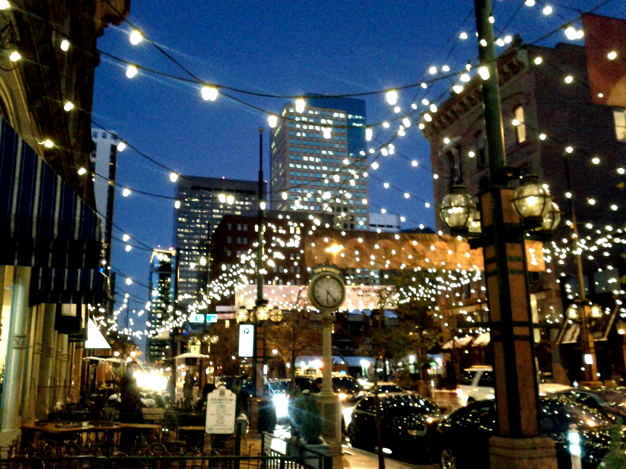 Forethought Lights Up Larimer Square In Downtown Denver With Fiber Broadband