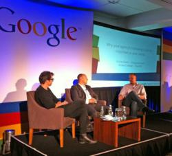 Richard Conway From Pure SEO On The Google Engage Experts Panel