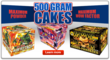 Wholesale Fireworks 500 gram