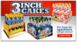 Wholesale Fireworks Cakes