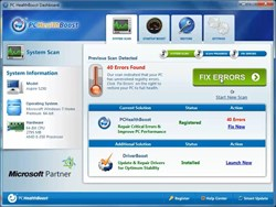 software affiliate programs, Boost Affiliates, PC HealthBoost on clickbank