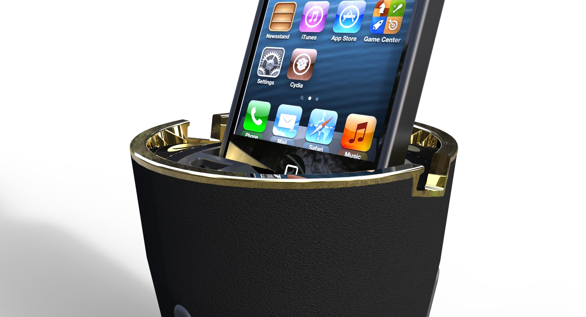 Iphone Car Dock: IPhone Car Mount DockNStore To Be Awarded Monthly In New