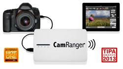 DSLR Remote for Wireless Canon and Nikon Control and Tethering