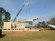 Super-Sod's new Green Office in Ft. Valley, GA