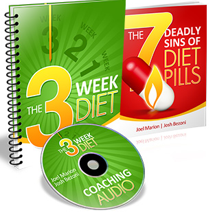 3 Week Diet: Review Examining Josh Bezoni and Joel Marion ...