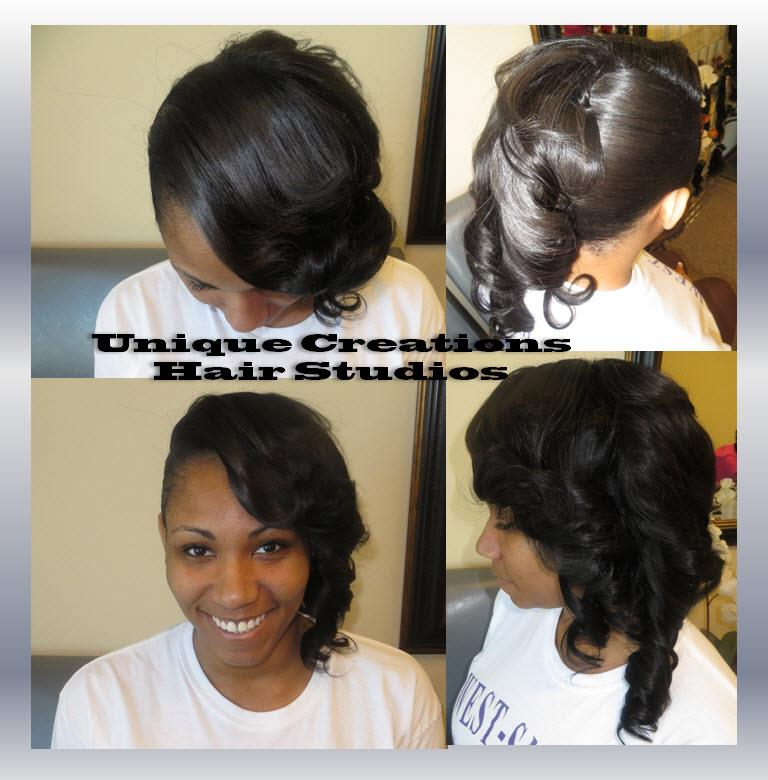 Atlanta Natural Hair Salon Unique Creations Hair Loss Solution For