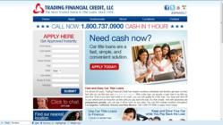 Trading Financial Credit