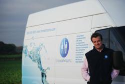 Martin Williams of TWC Group Washroom Services
