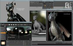 HDR Light Studio from Lightmap provides new lighting