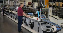 Label Printing Press and Quality Control