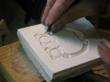 St. Ninian's Isle brooch mold