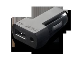 AViiQ Portable USB Car Charger