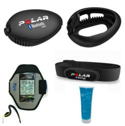 iphone 5 run bundle, heart rate watch company