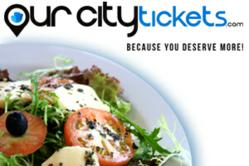 buy tickets online from Our City Tickets