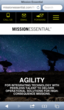 National Security and Technology Integration Company Mission Essential Launches New Website missionessential.com