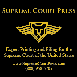 Supreme Court Press Square Banner