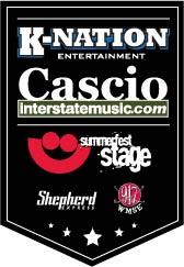 K-Nation / Cascio Interstate Music Summerfest Stage 2013
