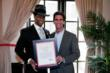 Senator Mark Leno Attends Ribbon Cutting Ceremony At Historic Elks...