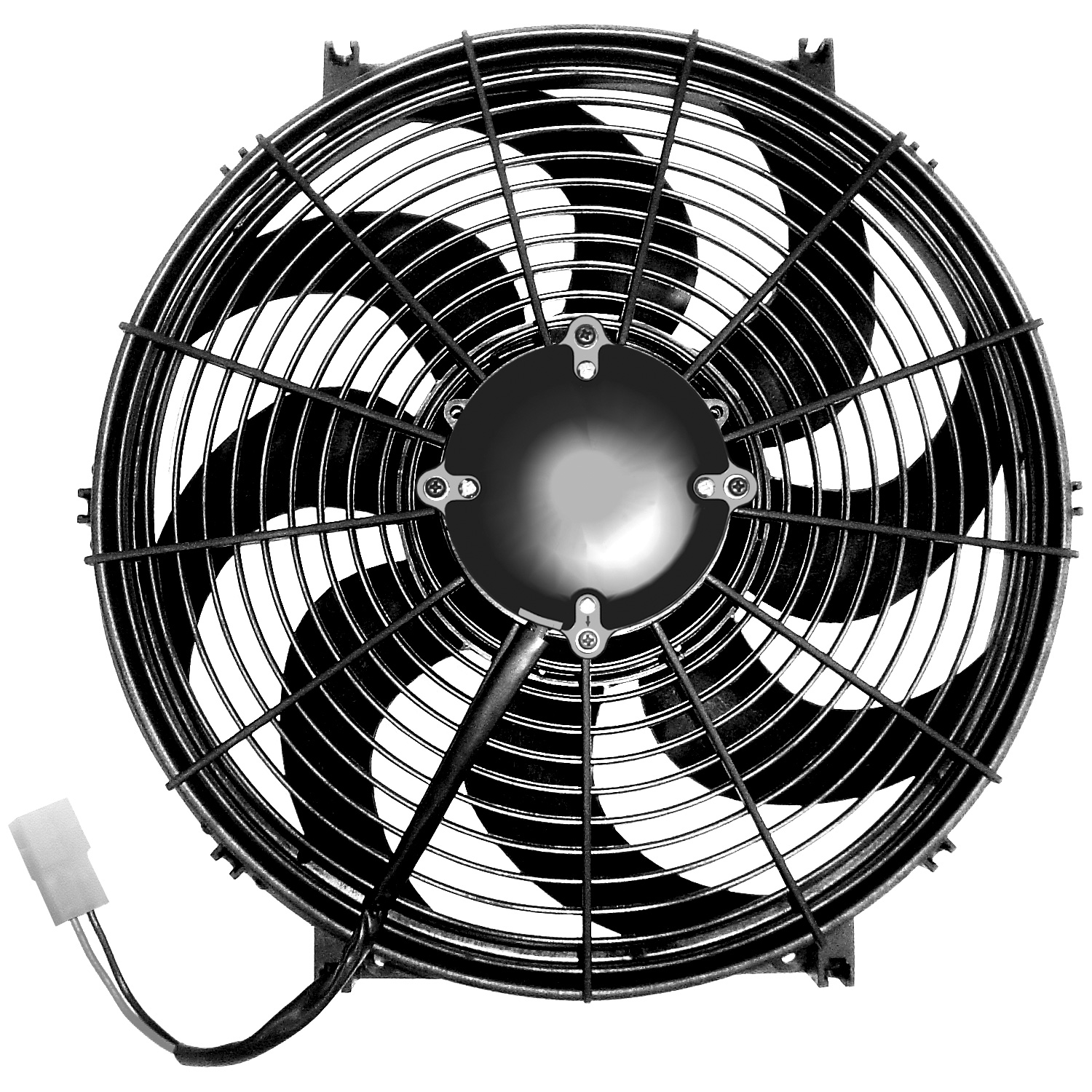 New From Summit Racing Equipment: Maradyne Electric Fans #666666
