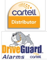 DriveGuard Driveway Alarm & GateMate Free Exit Systems