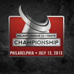 Major League Ultimate Championship - July 13th