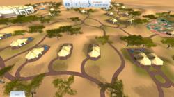 Wahat Al Zaweya 3D Mapping