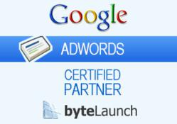 ByteLaunch, Google AdWords Certified Partner, PPC Services, Search Engine Marketing