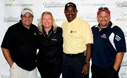 Golf to end brain cancer