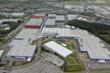 NEC aerial shot