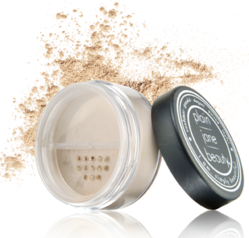 Plain Jane Beauty's Sheer Translucent Finishing Powder