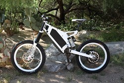 Stealth Electric Bikes Italy
