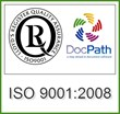 ISO 9001:2008 Certification for DocPath