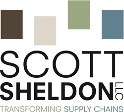 Scott Sheldon case study press release on ERP systems, logo