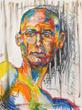 Robbi Firestone paints Spirit Capture Oil Portrait Commissions