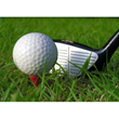 Image of Golf Club hitting a Golf Ball