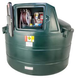 Deso VLP5000DD bunded diesel dispensing tank