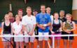 Tennis Legends Host Brodies Master Class At David Lloyd Edinburgh
