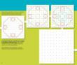Step-by-step rangoli design
