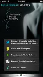 Aristocrat Plastic Surgery & MedAesthetics iLipo App