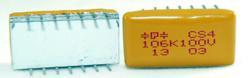 Cornell Dubilier's Type CS Capacitors