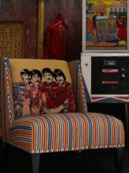 Beatles Fabric - Andrew Martin