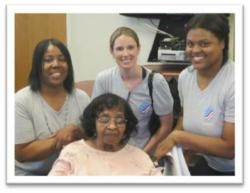Disabled Veterans National Foundation Visits Salem VA
