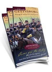 Celebrate Gettysburg Dining & Entertainment Guide