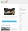 EcoFoil Creates New Series of Informational and How-To Articles to Share Alternative Uses for Reflective Insulation