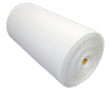image of white double bubble insulation from ecofoil.com