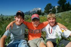 Wilderness Ventures offers teen adventure trips in Wyoming's protected natural areas
