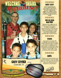 """Gary Cryder transitions out of the military and into his """"second life"""" as a new franchisee."""