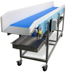 DynaClean conveyors for food processing by Dynamic Conveyor