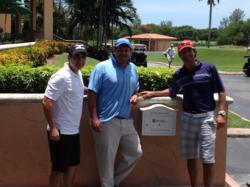 Scorecard Box for Golf Handicaps in Golf Clubs